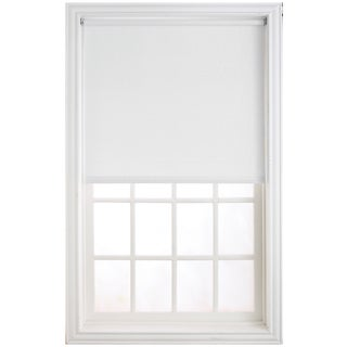 "Levolor 37"" X 54"" White Window Shade"