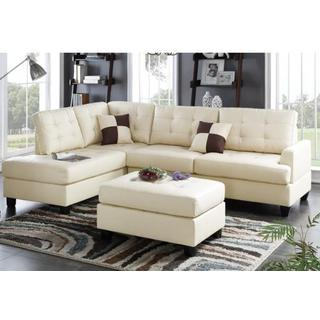 Lessly 3-Piece Sectional Sofa Set