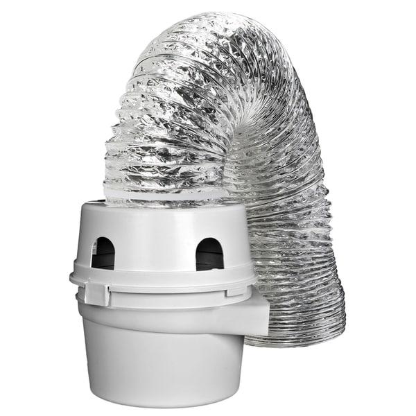 Dundas Jafine TDIDVKZW ProFlex Indoor Dryer Vent Kit