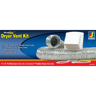 Dundas Jafine TD48PMKZW ProMax Dryer Vent Kit