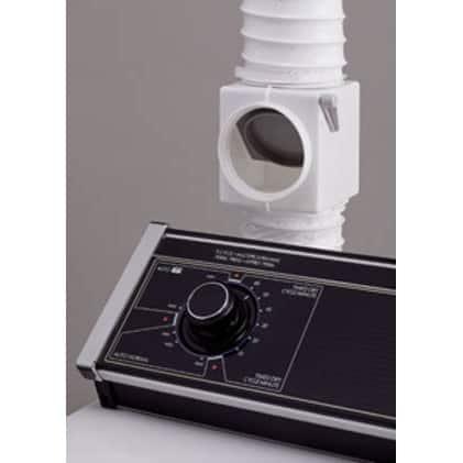 Dundas Jafine CHK100ZW Dryer Vent Heat Keeper