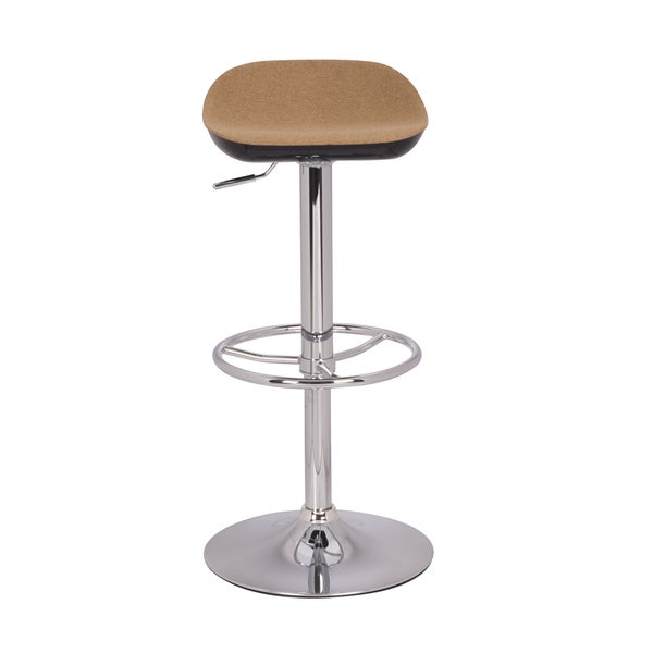 Shop Somette Two Tone Backless Adjustable Stool