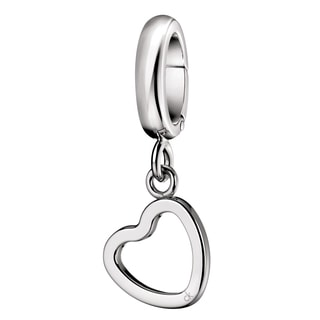 Calvin Klein Women's Wish Stainless Steel Heart Fashion Charm