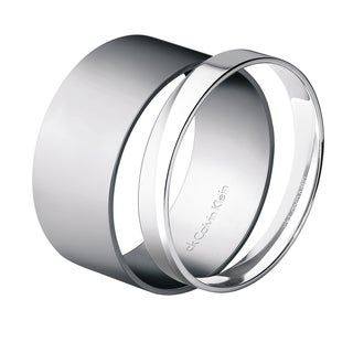 Calvin Klein Satisfaction Stainless Steel Women's Fashion Bracelet