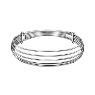 Calvin Klein Fly Stainless Steel Women's Fashion Bracelet