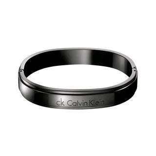 Calvin Klein Women's Black Stainless Steel Fashion Bracelet