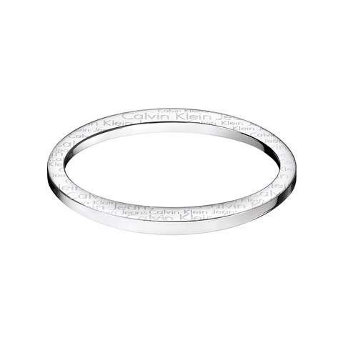 Calvin Klein Gleam Stainless Steel Women's Fashion Bracelet