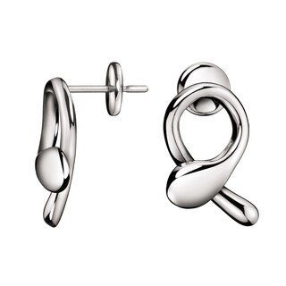 Calvin Klein Women's Hypnotic Stainless Steel Fashion Earrings