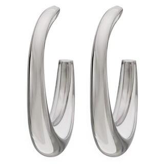 Calvin Klein Art Stainless Steel and Resin Women's Fashion Earrings
