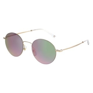 Gucci Womens GG4273/S 0DDB Round Sunglasses