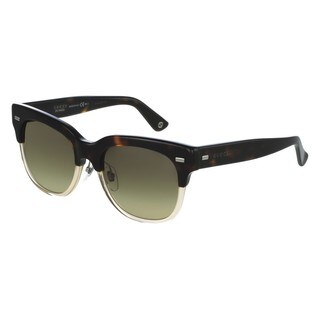 Gucci Womens GG3744/S 0X9Q Rectangular Sunglasses