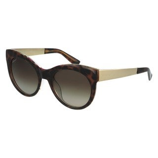 Gucci Womens GG3740/S 02EZ Round Sunglasses