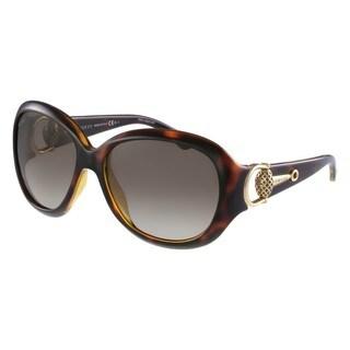 Gucci Womens GG3712/S 0Q18 Rectangular Sunglasses