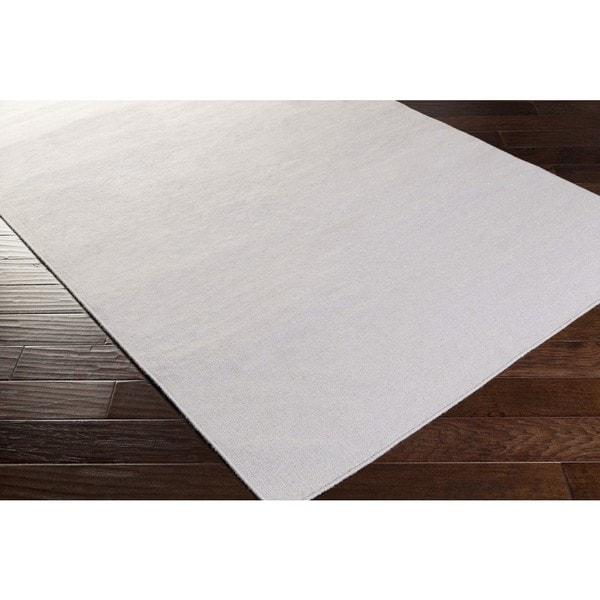Hand Woven Maria Wool/Metallic Thread Area Rug (8' x 10')