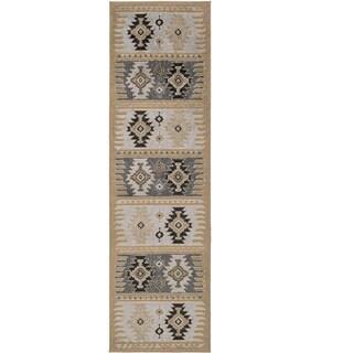 Southwestern Nomad Aztec Area Rug (2'2 x 7'6) (2 options available)