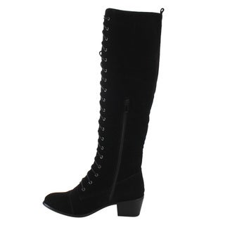 Black Women's Boots - Shop The Best Deals For Mar 2017 - Trendy ...