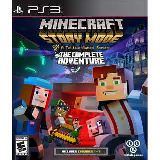 Minecraft Story Mode Complete Adventure - PS3