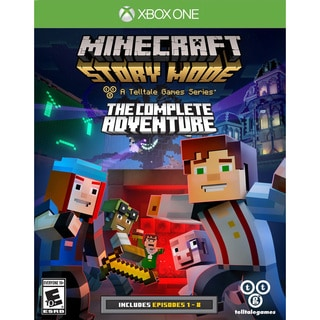 Minecraft Story Mode Complete Adventure - Xbox One