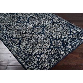 Hand-Tufted Trabzon New Zealand wool Area Rug (2' x 3') - Thumbnail 0