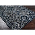 Hand-Tufted Trabzon New Zealand wool Area Rug (2' x 3')
