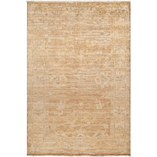 Hand-Knotted Waltham New Zealand Wool Rug (7'9 x 9'9)