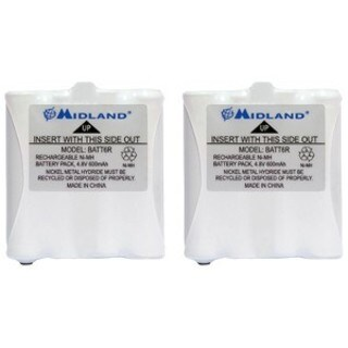 Midland AVP8 Two-way Radio Battery