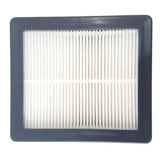 Black Plastic Square-style HEPA Filter for ProTeam Vacuum Cleaners