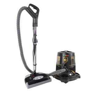 GV Power Head for Rainbow E Series 1-speed and 2-speed Canister HEPA Vacuum Cleaner - Black