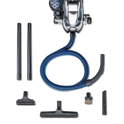 Kirby Vacuum Black Plastic Attachment Tool Set with 12-foot Hose for G4, G3 Generation Models - 12 ft