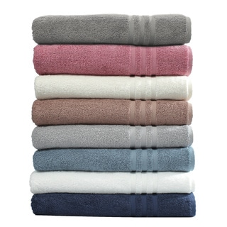 Authentic Hotel and Spa Omni Turkish Cotton Terry Oversized Bath Sheet Towels (Set of 2) (Option: White)
