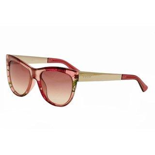 Gucci Womens GG3739/S 02F6 Cat Eye Sunglasses
