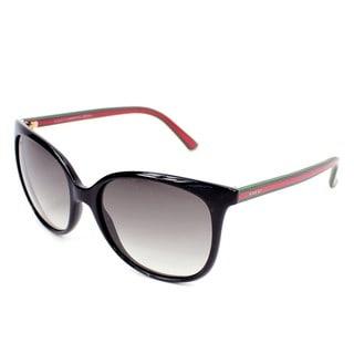 Gucci Womens GG3649/S 051N Rectangular Sunglasses