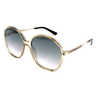 Gucci Womens GG3844/S 0VKW Oval Sunglasses