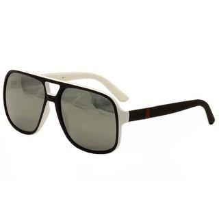 Gucci Womens GG1115/S 0M1X Rectangular Sunglasses