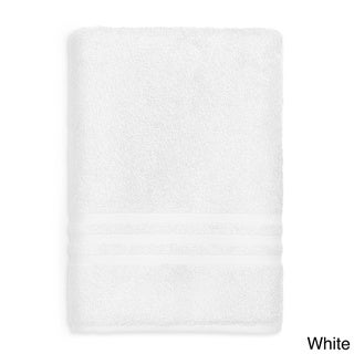 Authentic Hotel and Spa Omni Turkish Cotton Terry Oversized Bath Sheet