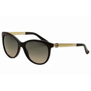Gucci Womens GG3784/S 0ANW Round Sunglasses