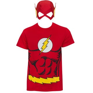 The Flash Mask Costume T-Shirt