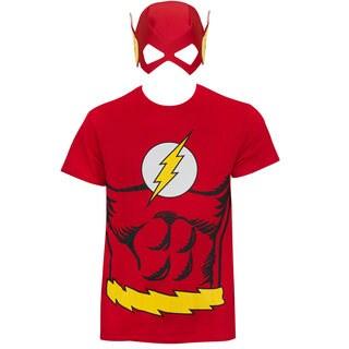 The Flash Mask Costume T-Shirt