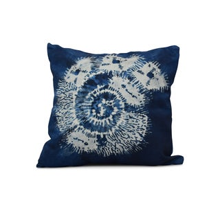 E by Design 20-inch Conch Animal Print Pillow