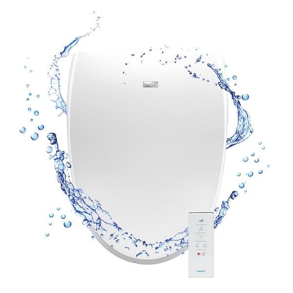 Shop Bio Bidet A8 Serenity Bidet Toilet Seat Free