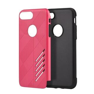Black TPU/PC Apple iPhone 7 Plus Movement Hybrid Case Cover