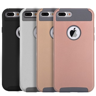 Apple Iphone 7 Plus Glossimer UV Coated Hybrid Case