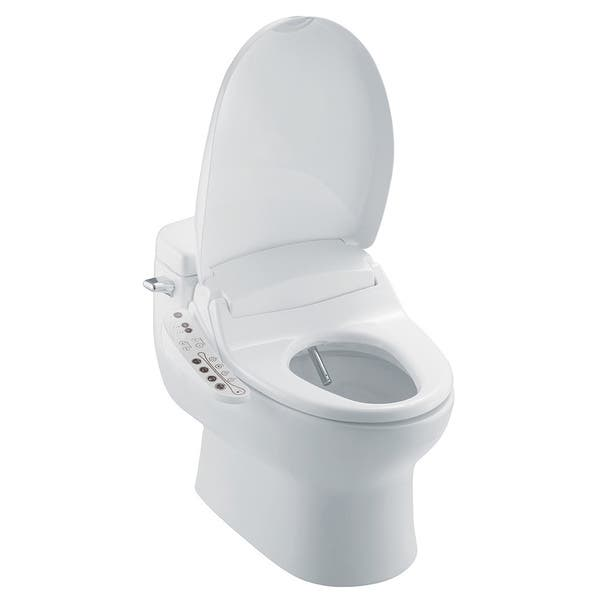 Astounding Shop Bio Bidet A7 Aura Bidet Toilet Seat On Sale Free Pdpeps Interior Chair Design Pdpepsorg