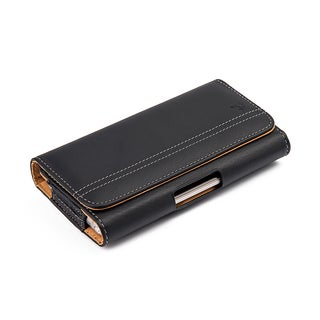 Luxmo #20 Black Samsung Galaxy Note / I717 Horizontal Pouch