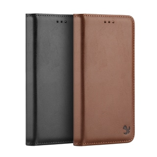 Apple iPhone 7 Men's Leather Magnetic Flip Wallet