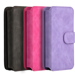 Apple iPhone 7 Luxury Coach Series Flip Wallet Case