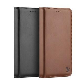 Luxury Gentleman Leather Apple Iphone 6 / 6S Plus Magnetic Flip Wallet Case