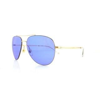 Gucci Unisex GG2245/S 0DDB Aviator Sunglasses