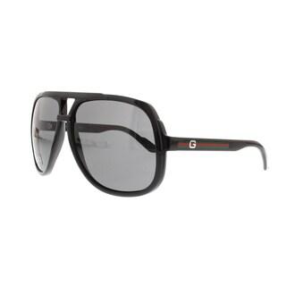 Gucci Unisex GG1622/S 0D28 Aviator Sunglasses