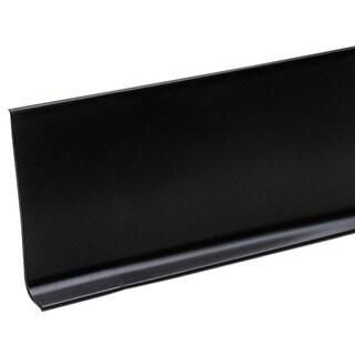 """M-D 73896 4"""" X 60' Black Vinyl Dryback Wall Base"""